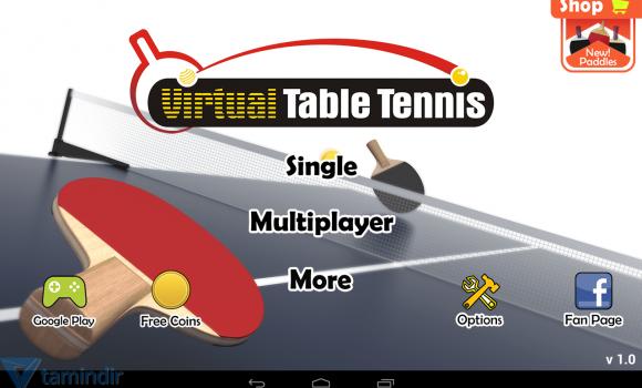 Virtual Table Tennis Ekran Görüntüleri - 7
