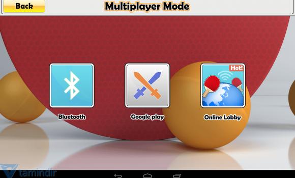 Virtual Table Tennis Ekran Görüntüleri - 5