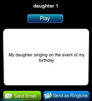Voice/Ringtone Recorder Ekran Görüntüleri - 4