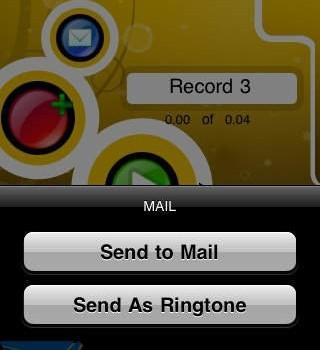 Voice/Ringtone Recorder Ekran Görüntüleri - 3