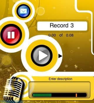 Voice/Ringtone Recorder Ekran Görüntüleri - 1