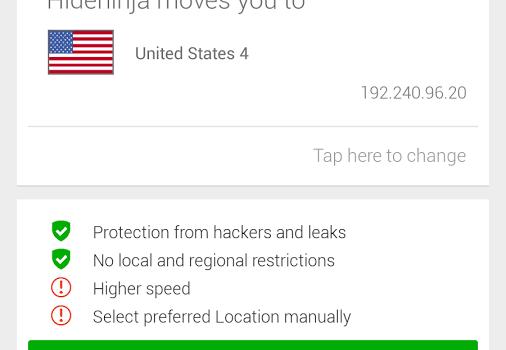 VPN Ekran Görüntüleri - 4