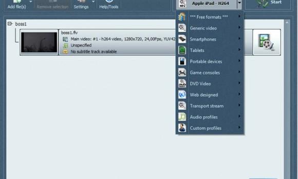VSO Video Converter Ekran Görüntüleri - 2