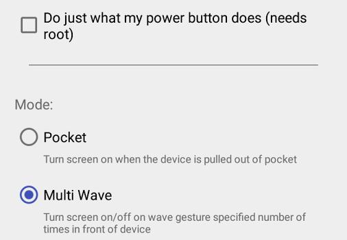 Wake on Gesture Ekran Görüntüleri - 2
