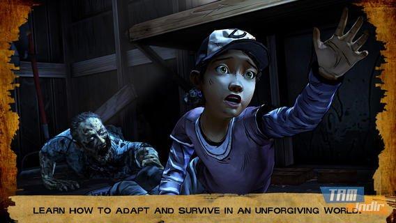 Walking Dead: The Game - Season 2 Ekran Görüntüleri - 4