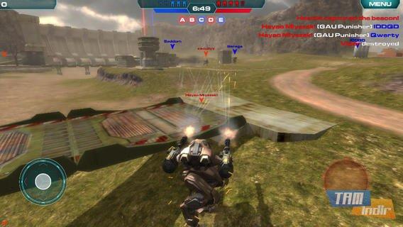 Walking War Robots Ekran Görüntüleri - 5