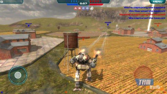 Walking War Robots Ekran Görüntüleri - 3