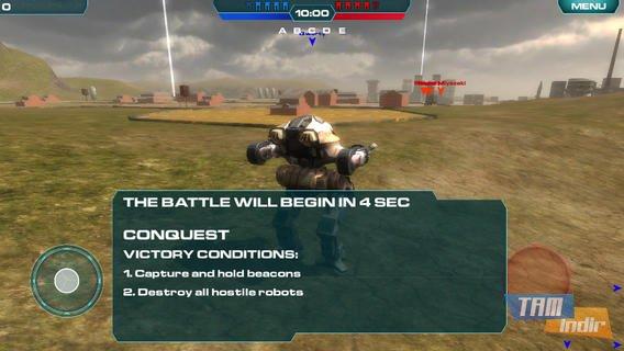 Walking War Robots Ekran Görüntüleri - 2