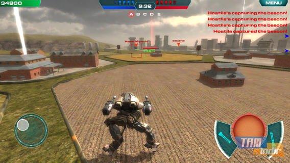 Walking War Robots Ekran Görüntüleri - 1
