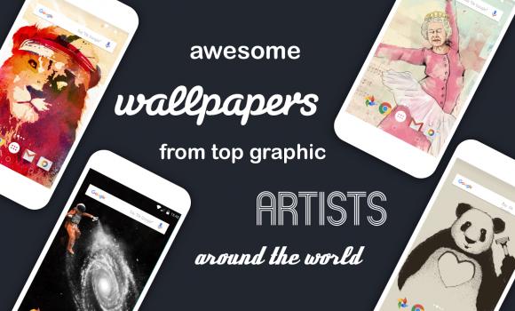 Walli - Arty & Cool Wallpapers Ekran Görüntüleri - 10
