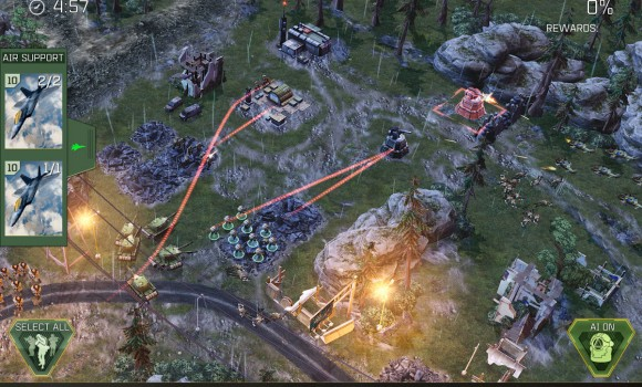 War Commander: Rogue Assault Ekran Görüntüleri - 4