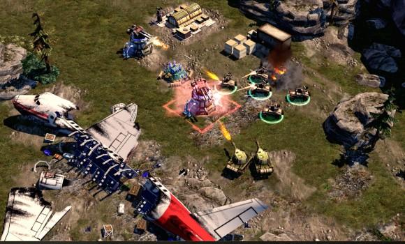 War Commander: Rogue Assault Ekran Görüntüleri - 3
