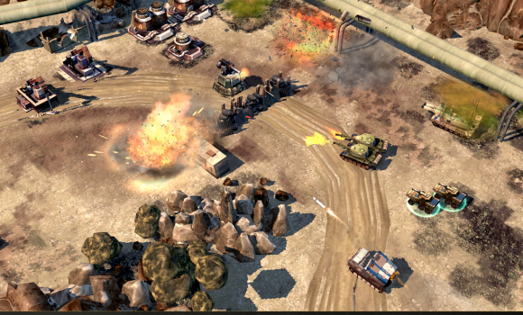 War Commander: Rogue Assault Ekran Görüntüleri - 2