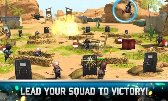 War Friends Ekran Görüntüleri - 5