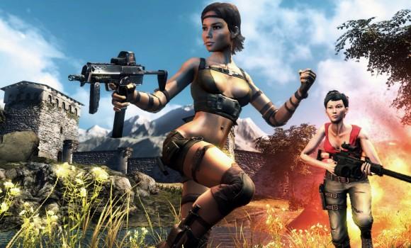 War Inc. Battlezone Ekran Görüntüleri - 4