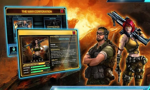 War Inc Ekran Görüntüleri - 4