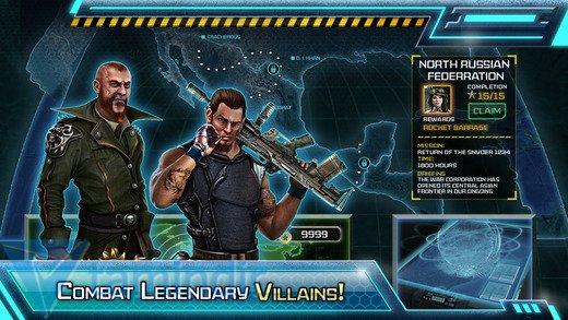 War Inc Ekran Görüntüleri - 1