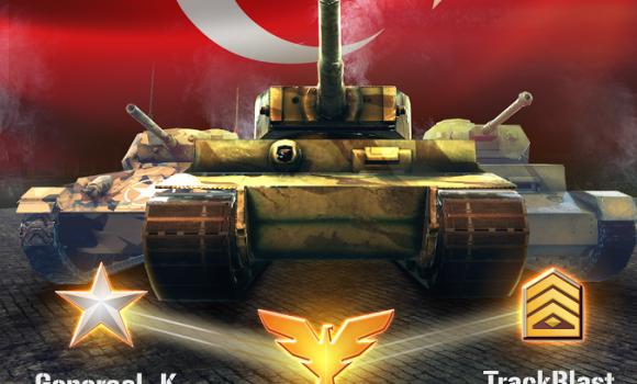 War Machines Tank Shooter Game Ekran Görüntüleri - 4