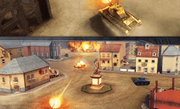 War Machines Tank Shooter Game Ekran Görüntüleri - 3