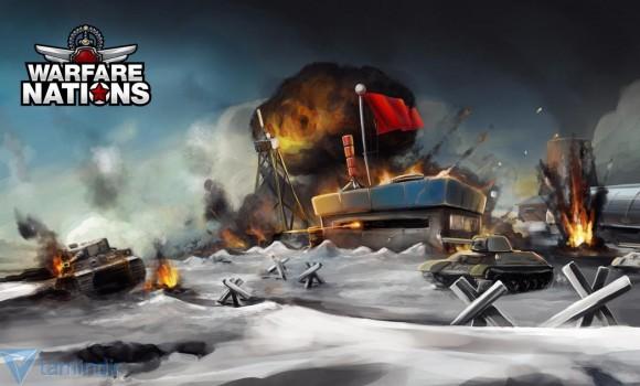 Warfare Nations Ekran Görüntüleri - 5