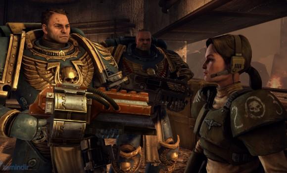 Warhammer 40.000: Space Marine Ekran Görüntüleri - 5