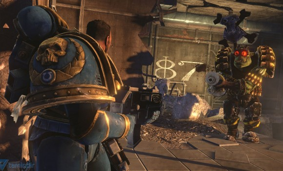 Warhammer 40.000: Space Marine Ekran Görüntüleri - 4