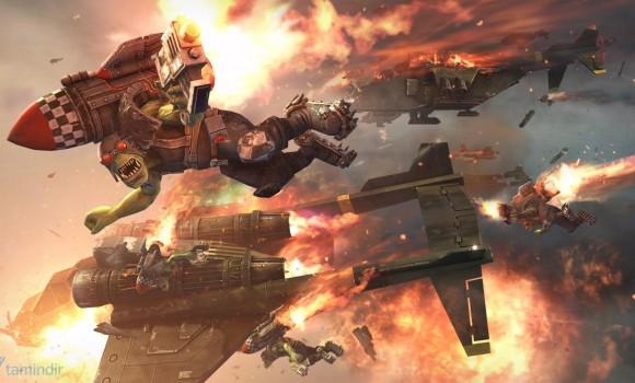 Warhammer 40.000: Space Marine Ekran Görüntüleri - 3