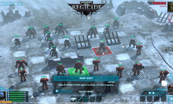 Warhammer 40,000: Regicide Ekran Görüntüleri - 7