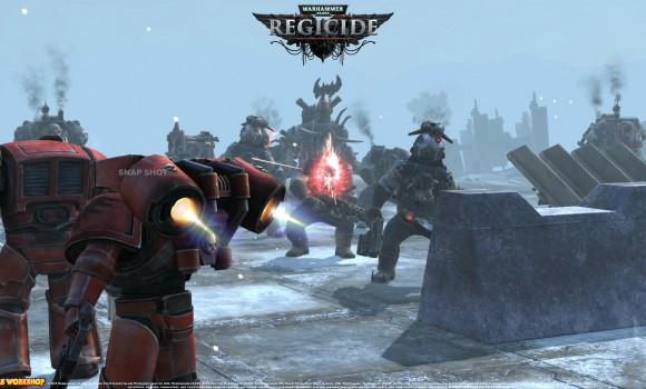 Warhammer 40,000: Regicide Ekran Görüntüleri - 8