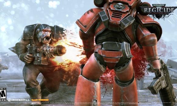 Warhammer 40,000: Regicide Ekran Görüntüleri - 5