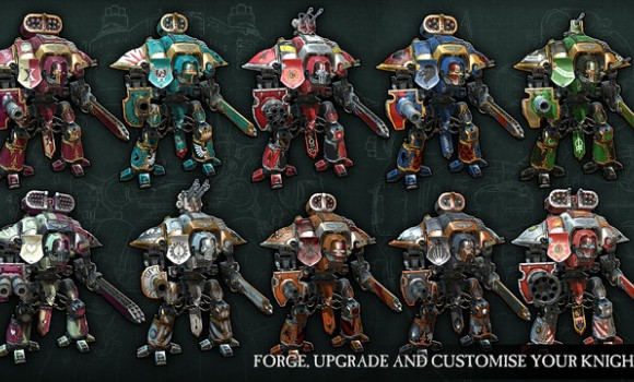 Warhammer 40,000: Freeblade Ekran Görüntüleri - 2