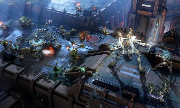 Warhammer 40,000: Dawn of War III Ekran Görüntüleri - 9