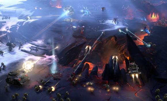 Warhammer 40,000: Dawn of War III Ekran Görüntüleri - 1