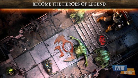Warhammer Quest Ekran Görüntüleri - 1
