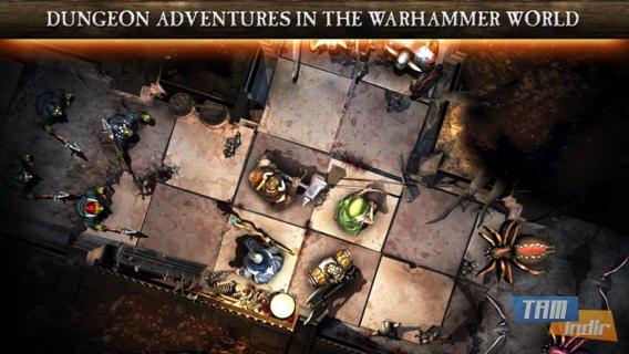 Warhammer Quest Ekran Görüntüleri - 5
