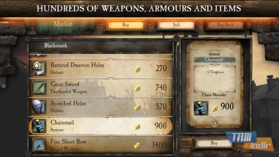 Warhammer Quest Ekran Görüntüleri - 3