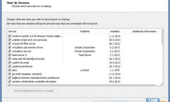 Warp Speed PC Tune-up Software Ekran Görüntüleri - 3