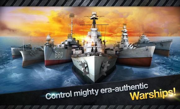 Warship Battle: 3D World War 2 Ekran Görüntüleri - 5