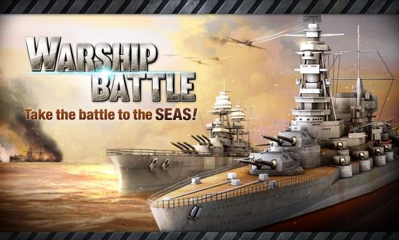Warship Battle: 3D World War 2 Ekran Görüntüleri - 6