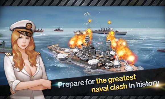 Warship Battle: 3D World War 2 Ekran Görüntüleri - 4