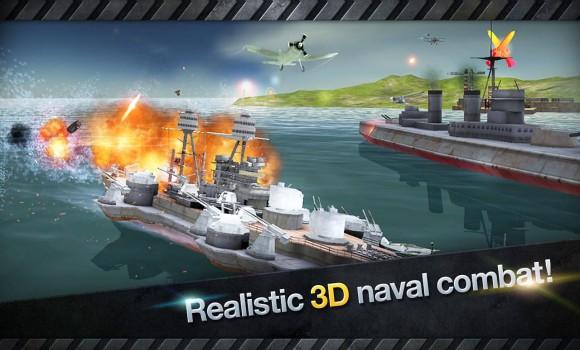 Warship Battle: 3D World War 2 Ekran Görüntüleri - 3