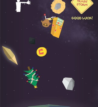 Waste in Space Ekran Görüntüleri - 3