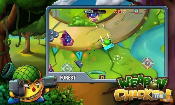Weapon Chicken Ekran Görüntüleri - 5