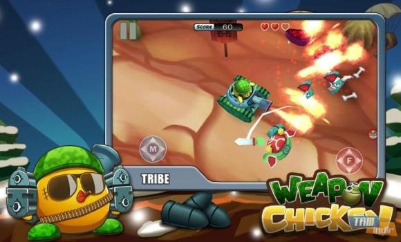 Weapon Chicken Ekran Görüntüleri - 3