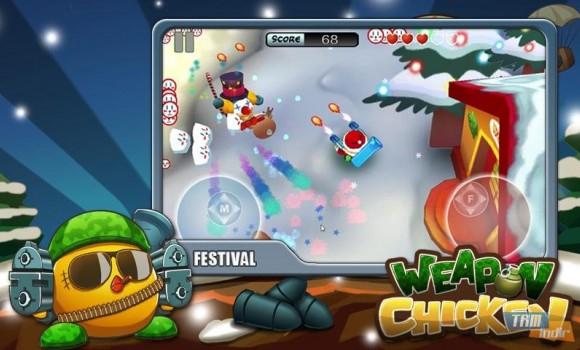 Weapon Chicken Ekran Görüntüleri - 2