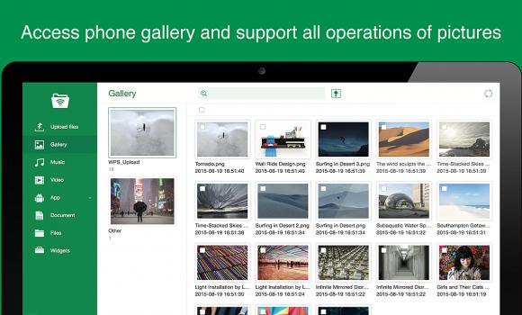 Web PC Suite Ekran Görüntüleri - 7