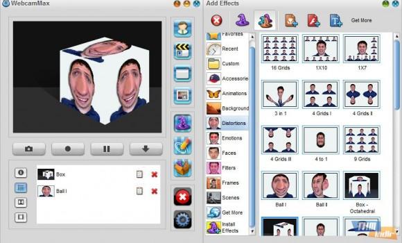 WebcamMax Ekran Görüntüleri - 4