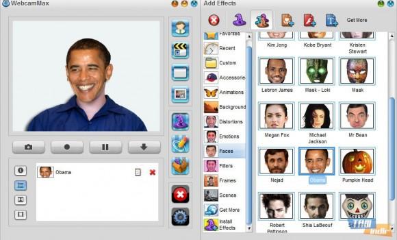 WebcamMax Ekran Görüntüleri - 3
