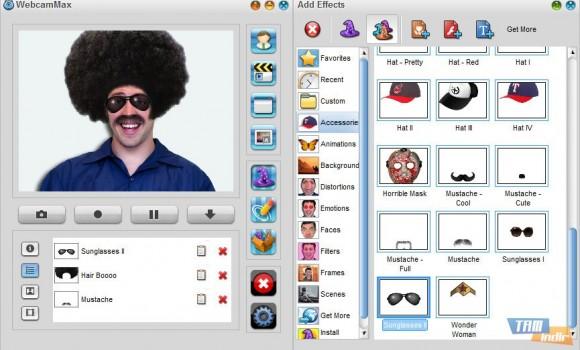 WebcamMax Ekran Görüntüleri - 6