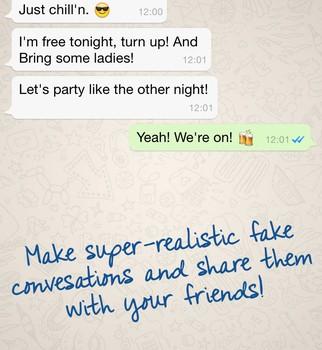 WhatsFake Ekran Görüntüleri - 2